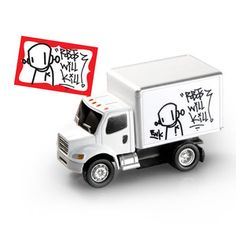 Robots Will Kill Vandal Van now featured on Fab.