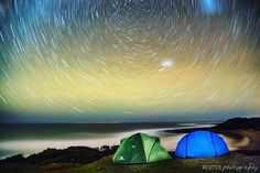 Wild camping beneath the stars in the middle of the Transkei, Wild Coast, South Africa. by Travis Bester - Photo 153938935 - The Middle, South Africa, Coast, Waves, Camping, Landscape, Stars, Photography, Outdoor