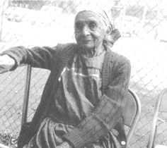 On February 3, 1993, Maggie Axe Wachacha, Beloved Woman of the Cherokee, died at age 101 in Murphy.