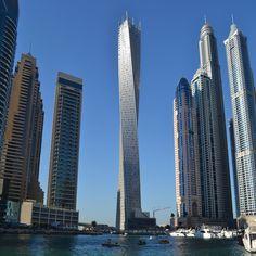 Dubai - Infinity Tower