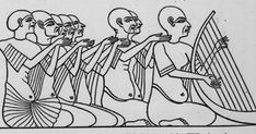 "Although music gone in prehistoric Egypt the prove for it gets secure only in the historical (or ""dynastic"" or ""pharaonic"") period--after 3100 BCE. Music formed an important part of Egyptian life and musicians concerned a variety of positions in Egyptian"