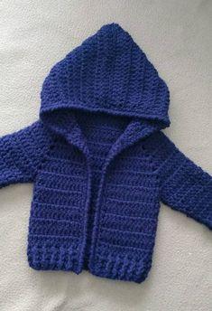 Free crochet pattern for the easy beginner – Page 18 of 49 – hotcrochet .com Free crochet pattern for the easy beginner – Page 18 of 49 – hotcrochet .com,örgü Related posts:Knit Baby Romper. Crochet Baby Cardigan Free Pattern, Boy Crochet Patterns, Crochet Baby Jacket, Crochet Baby Sweaters, Baby Sweater Patterns, Crochet Hoodie, Knitted Baby Clothes, Free Crochet, Beginner Crochet