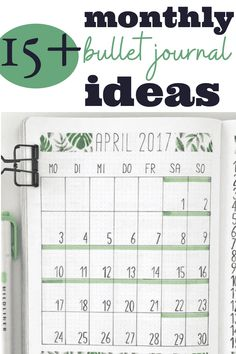 All the bullet journal inspiration you could ever want! Seriously, if you are looking for some gorgeous monthly themes for your bullet journal then you need to click here! December Bullet Journal, Bullet Journal Monthly Spread, Calendar Layout, Monthly Themes, Bullet Journal Inspiration