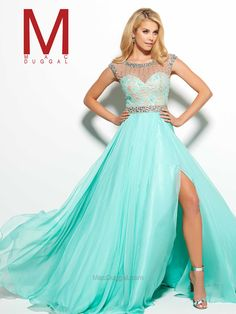 || Pure Couture Prom || Dress / Gown. Mac Duggal Prom