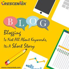 BlogMarketing implements an #InteractiveStrategy to voice your #MarketingMessages. While #KeywordRichContent is essential to please the #Webmaster, your #WebBlogs actually caters to real readers, so treat your #Blog like a #ShortStory that #ReachHearts