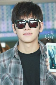 Ji Chang Wook >' '< airport style