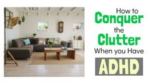 Most people with ADHD struggle with clutter. These tips on ADHD home organization are like none other and they ACTUALLY WORK! Help Me Fall Asleep, Adhd Brain, Adhd Help, Adhd Strategies, Home Organization Hacks, Household Organization, Planner Organization, Organizing Ideas, Adult Adhd