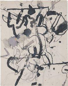 Diebenkorn, untitled, 1949