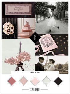 Mood Board #10: La Vie en Rose