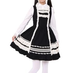 http://www.wunderwelt.jp/products/detail2772.html ☆ ·.. · ° ☆ ·.. · ° ☆ ·.. · ° ☆ ·.. · ° ☆ ·.. · ° ☆ Black × white lace dress BABY THE STARS SHINE BRIGHT ☆ ·.. · ° ☆ How to order ☆ ·.. · ° ☆  http://www.wunderwelt.jp/blog/5022 ☆ ·.. · ☆ Japanese Vintage Lolita clothing shop Wunderwelt ☆ ·.. · ☆ #egl