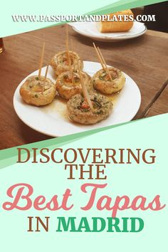 Looking for the best tapas in Madrid? The best way to find them is do a Madrid Food tour with Devour Madrid! It's the best foodie experience for travelers to Madrid. Click to read! | Madrid Food Tour | Devour Madrid | best tapas in Madrid | what to eat in Madrid | where to eat in Madrid