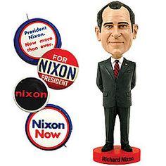 Richard Nixon Bobblehead!