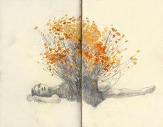 Craig Bower's sketchbook
