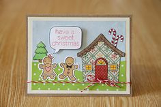 Have a Sweet Christmas! by unifyhandmade, via Flickr
