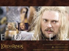 Lord Of The Rings, Eomer:-)
