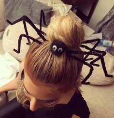 25 Spooktacular Halloween Hair Ideas