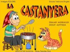 Conte la castanyera by Laia Lila via slideshare Autumn Activities, Conte, Musicals, Cereal, Blog, Coding, Infants, Valencia, Poems