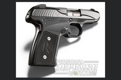 R51 - Remington 9mm Handgun