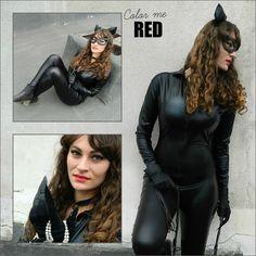 The Catwoman - http://roxxanaifrim.blogspot.ro/2013/10/the-catwoman.html