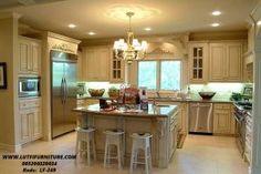 Kitchen Set Mewah Duco