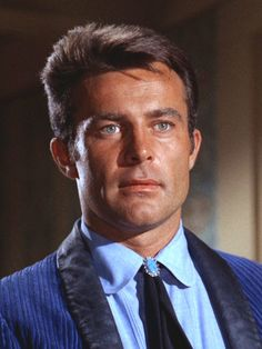 "Robert Conrad As James T. West In ""The Wild Wild West"" (September 17, 1965 - April 4, 1969, CBS)  Loved this show!"