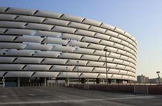 Aserbaidschan: Europaspiele 2015 in Baku