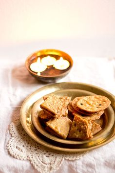 mathri recipe with step by step photos - thesemathris, i had made on karwa chauth festival.as i was not able to find mathri in the shops close to our place. we usually break the karwa