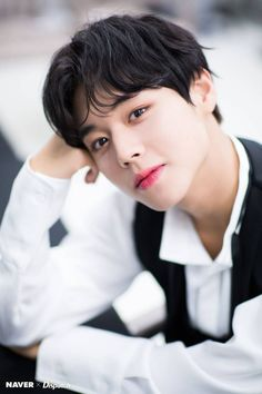 190528 Park Jihoon - Naver x Dispatch Park Jihoon Produce 101, Nikita Singh, Pink Park, Flower Crew, Arin Oh My Girl, I Love You, My Love, May I, Cute Actors