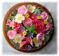 Juhannuksen kukkakori