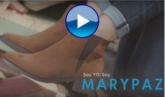 Compartimos con todas vosotras este mini video ¡¡Para las amantes del estilo casual que no quieren dejar de lado su lado más romántico!! 💕 Soy YO. Soy MARYPAZ 💕 ¡¡Más de mil diseños para ti!! Hazte con este BOTÍN CHELSEA aquí ►http://www.marypaz.com/…/botin-chelsea-punta-fina-0190116i1… 👠 😍 ¡¡¡ NEW COLLECTION AW/16 BY MARYPAZ !!! 😍 👠 Podrás encontrar el zapato ideal para cada ocasión sea cual sea tu estilo. ¡No te quedes sin tus imprescindibles! #SoyYoSoyMARYPAZ #Follow #winter #love