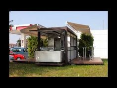 container restaurant - Buscar con Google Container Restaurant, Container Cafe, Container Homes, Shipping Container Cost, Container Architecture, Home Pictures, Restaurant Design, Bar, Coffee Shop