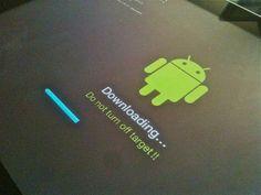 Androide alla rincorsa