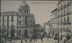 Se cumplen sesenta años del inicio de las obras de ensanche de la calle Recogidas, uno de los ejes de la transformación urbana de Granada