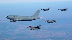 Fuerza Aérea alemana interviene por primera vez en Siria | Alemania | DW.COM | 16.12.2015