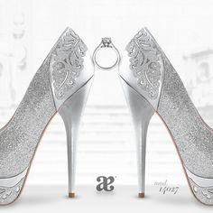 ¡Lista para brillar el día de tu boda!  Conoce el Promotor de Fiestas y Celebraciones @Andrea / FICTILIS - En el nombre del diseño  #BodaPerfecta