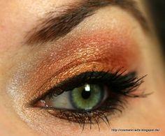 ... noch ein Make up Blog ...: Take me to Brazil - AMU #1