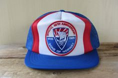 Rare Vintage SONS Of NORWAY 80th Anniversary Trucker Hat @ HatsForward