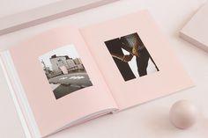 Una forma diferente de realizar un libro de fotografía.