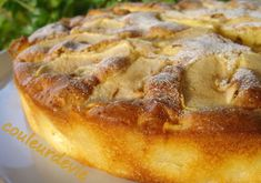 thermomix – Page 7 – Couleurdevie Apple And Almond Cake, Healthy Apple Cake, Vegan Apple Cake, Moist Apple Cake, French Apple Cake, Easy Apple Cake, Apple Cake Recipes, Almond Cakes, Easy Cake Recipes
