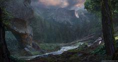 CGTalk - Realistic Concept Art Tutorial by Gavin G.