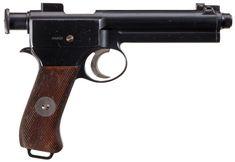 qsy-complains-a-lot: Repetierpistole M.7... - Gun & Fez & Waffle
