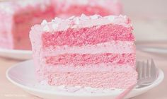 Pink Cake Slice Pictures, Photos, and Images for Facebook, Tumblr ...