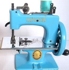 Singer 20, TOY SEWING MACHINE, SEWHANDY, SEWALOT