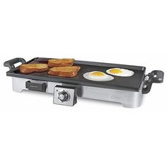 Oster X Griddle with Removable Plate, Silver Canada Shopping, Nebraska Furniture Mart, Griddles, Griddle Pan, Food Preparation, Online Furniture, Snack Recipes, How To Remove, Tasty