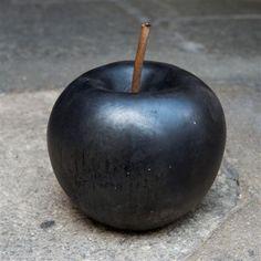 pommes en raku sans émail