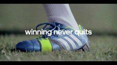 2013 adidas Football - nitrocharge 60秒電視廣告