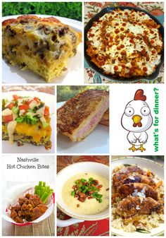 Weekly Meal Plan - a recipe for every day of the week!