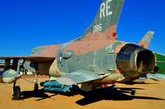 Republic F-105D Thunderchief #plane #1960s
