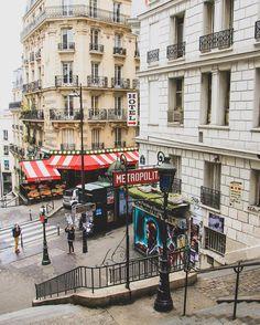 . Beautiful Paris, Most Beautiful Cities, Wonderful Places, Paris Pictures, Paris Photos, Vacation Trips, Vacation Spots, Paris France, Saint Ouen