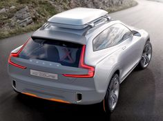 High-tech Volvo Concept XC Coupé Offers the Ultimate Sense of Freedom - Box Autos Volvo Xc60, Automobile, Mercedez Benz, Volvo Ocean Race, Volvo Cars, Volvo Wagon, Luxury Suv, Sport Cars, Car Pictures